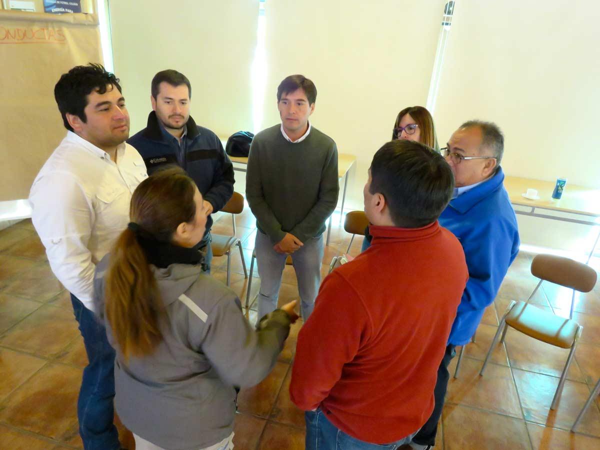Taller de liderazgo de Comunica Consultora